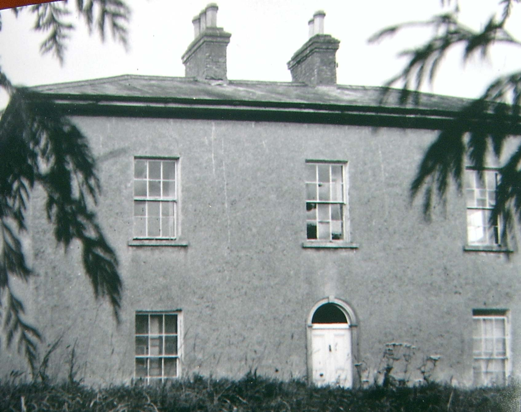 2fce0138ab Moyally House circa 1950 (CN email 6 Feb 2010). Click on image to